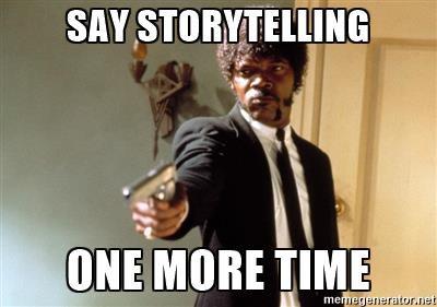Very Media blog storytelling 1