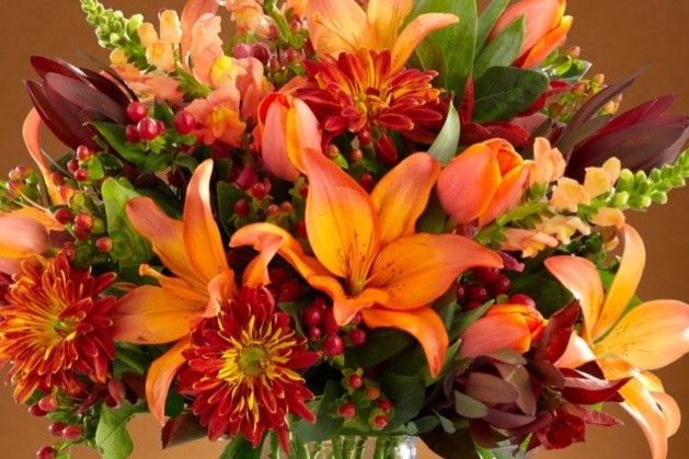 Fall In Love With This Seasons Best Blooms - Made fresh and ready to deliver!
