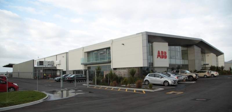 ABB Premises, Napier Airport