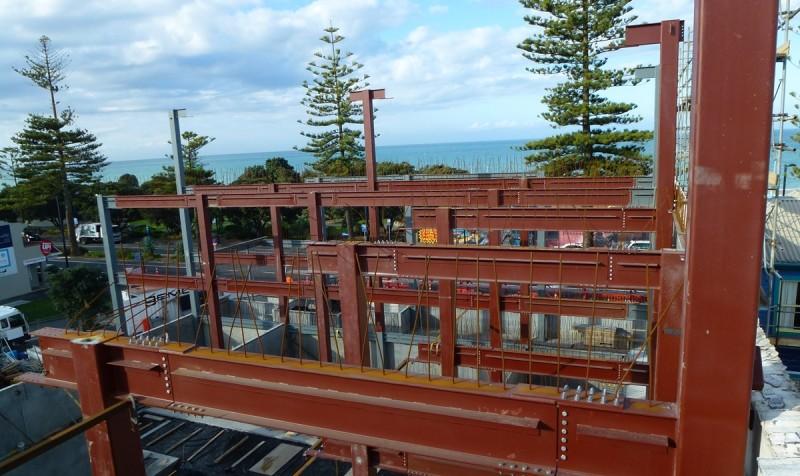 Cosmopolitian Club, Marine Parade, Napier