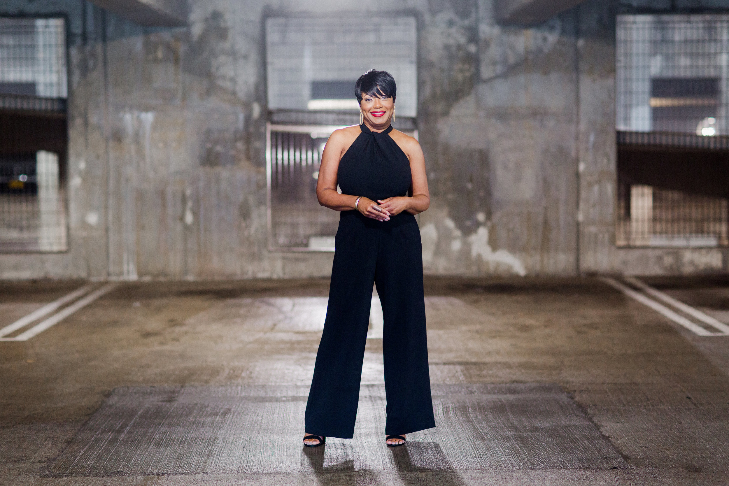 08b37a11df THE BLACK JUMPSUIT FROM DRESS BARN! — Medley Style