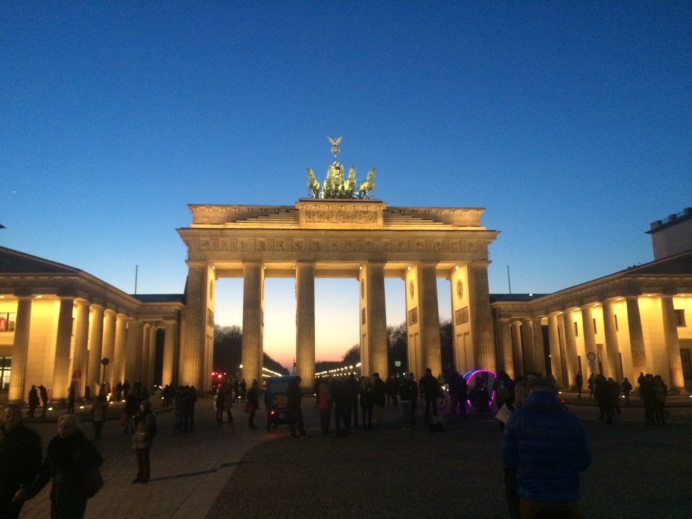 Brandenburger Tor Berlin, Germany