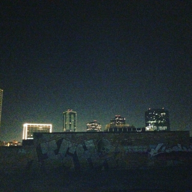 Fort Worth At Night