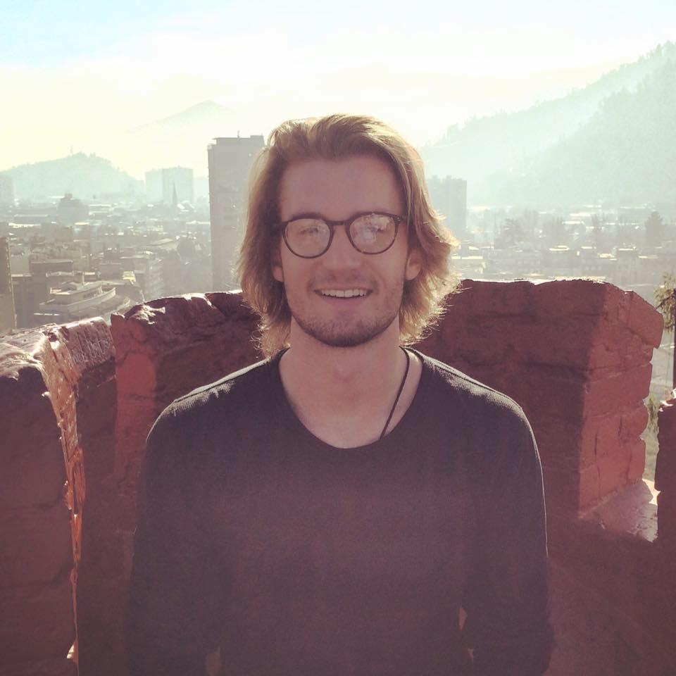 Carson In Chile