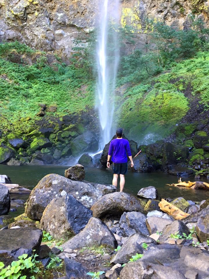 Carson Chasing Waterfalls