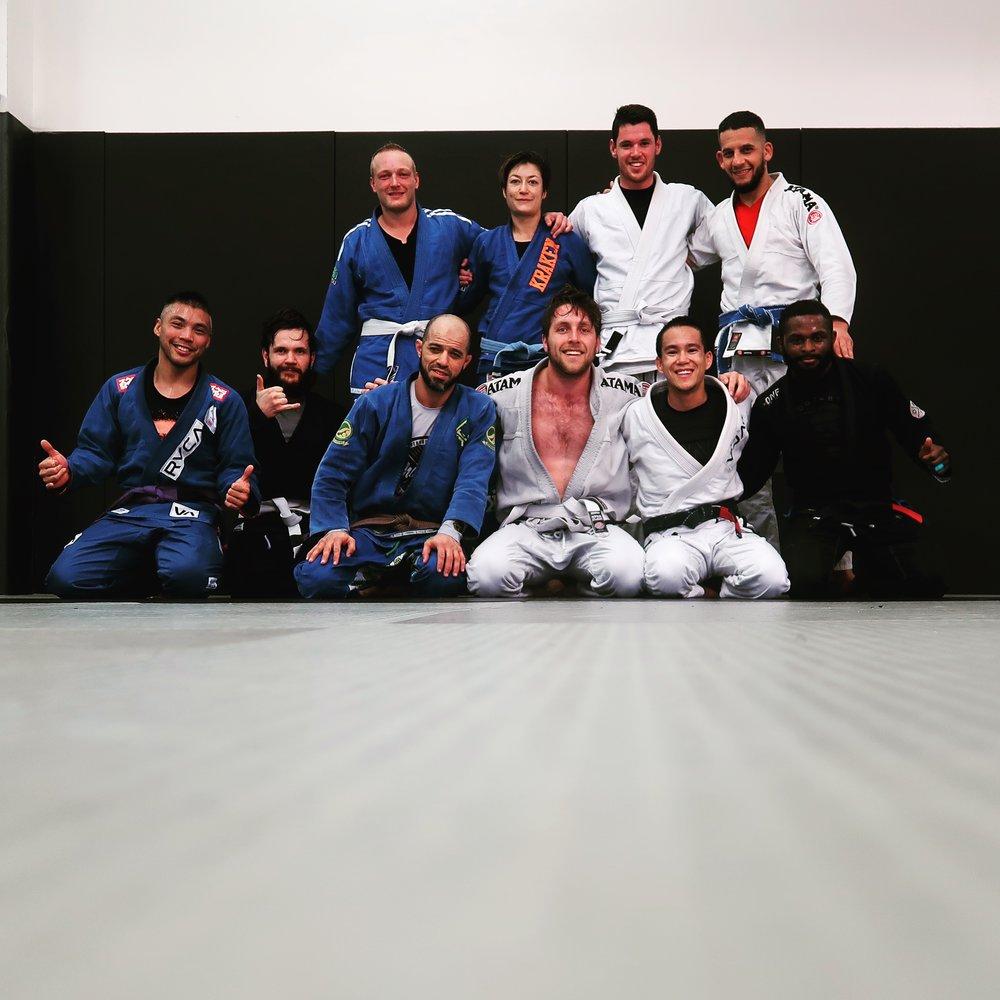 ONE Jiu-Jitsu, Lyon