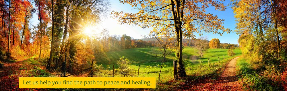 Let us help you find the path to peace and healing.