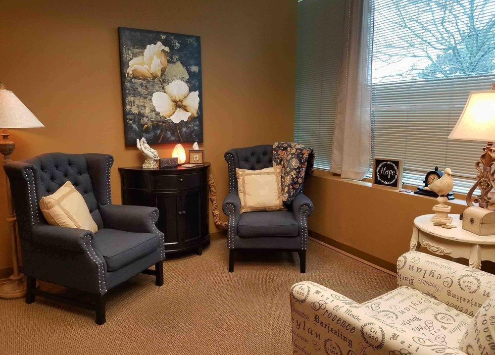 Rebecca Miller's Office