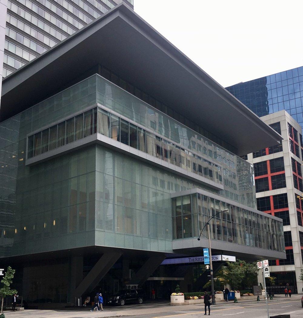 Ritz Carleton, Toronto