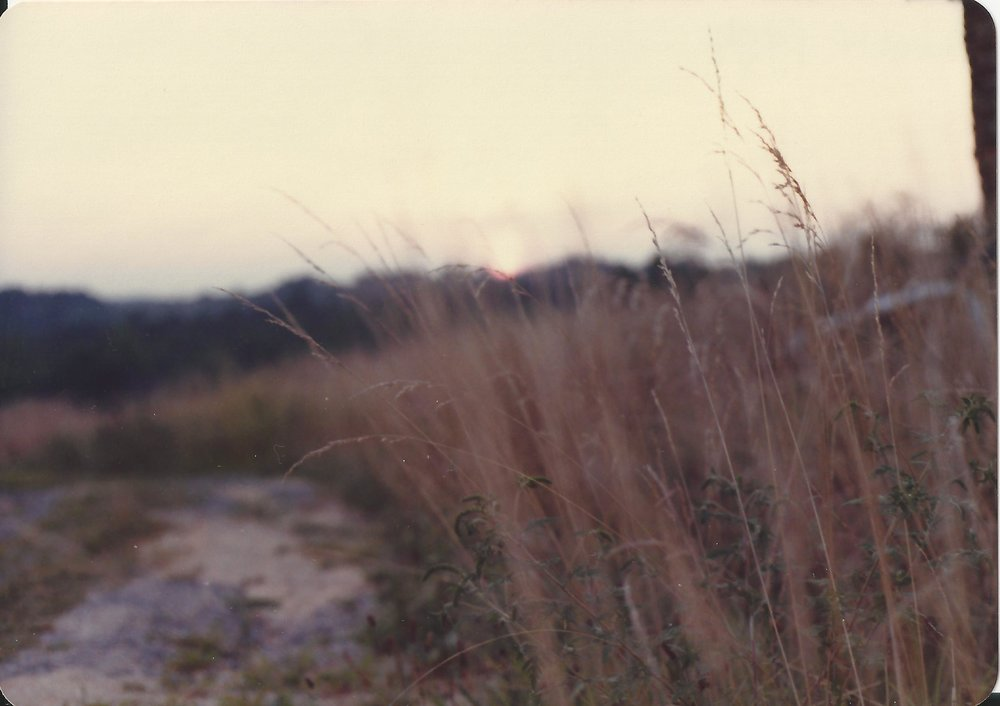 Baux Mtn landscape 1984 artistic sunset.jpg