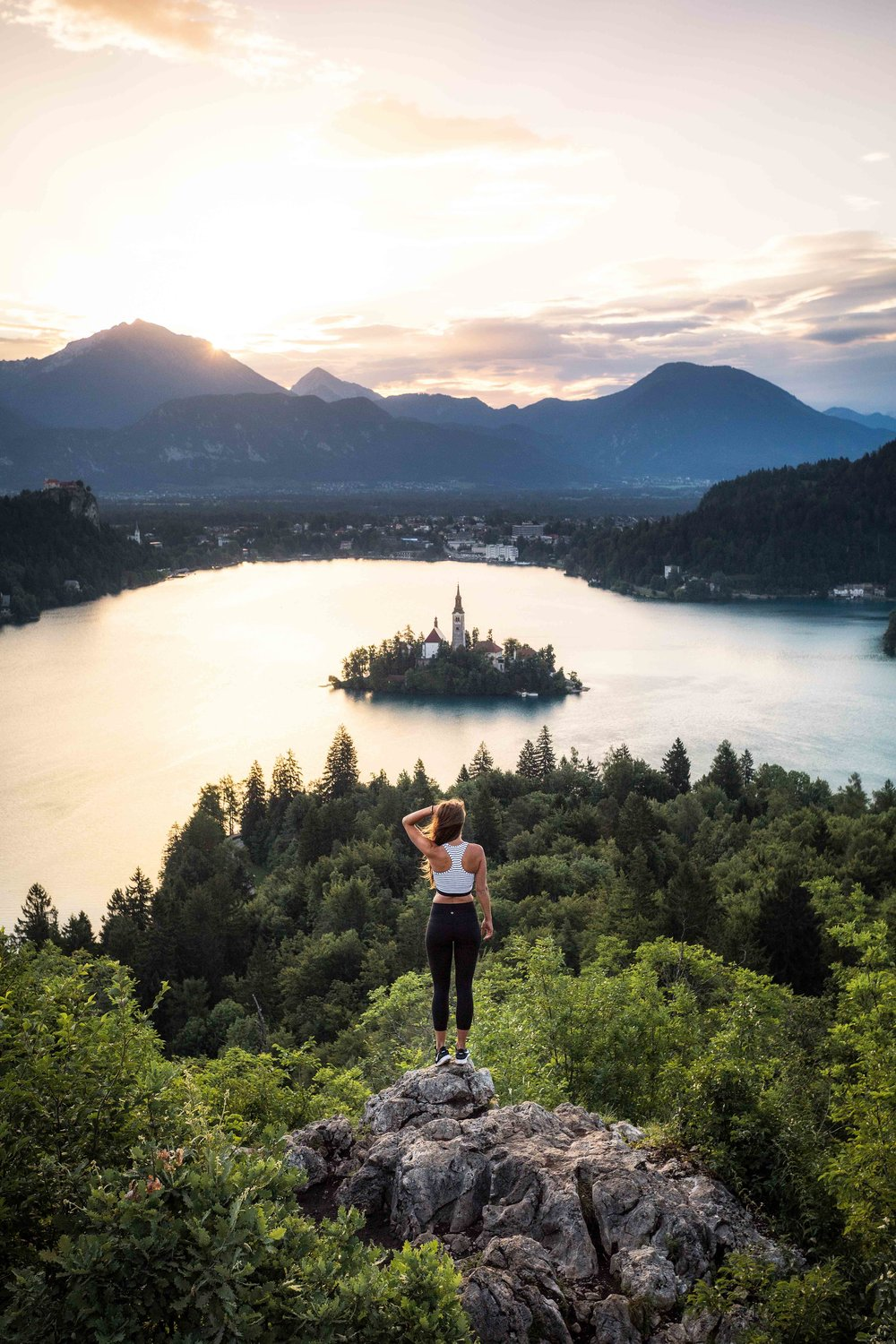 Lake Bled Slovenia Sunrise with Andrea by Michael Matti.jpg