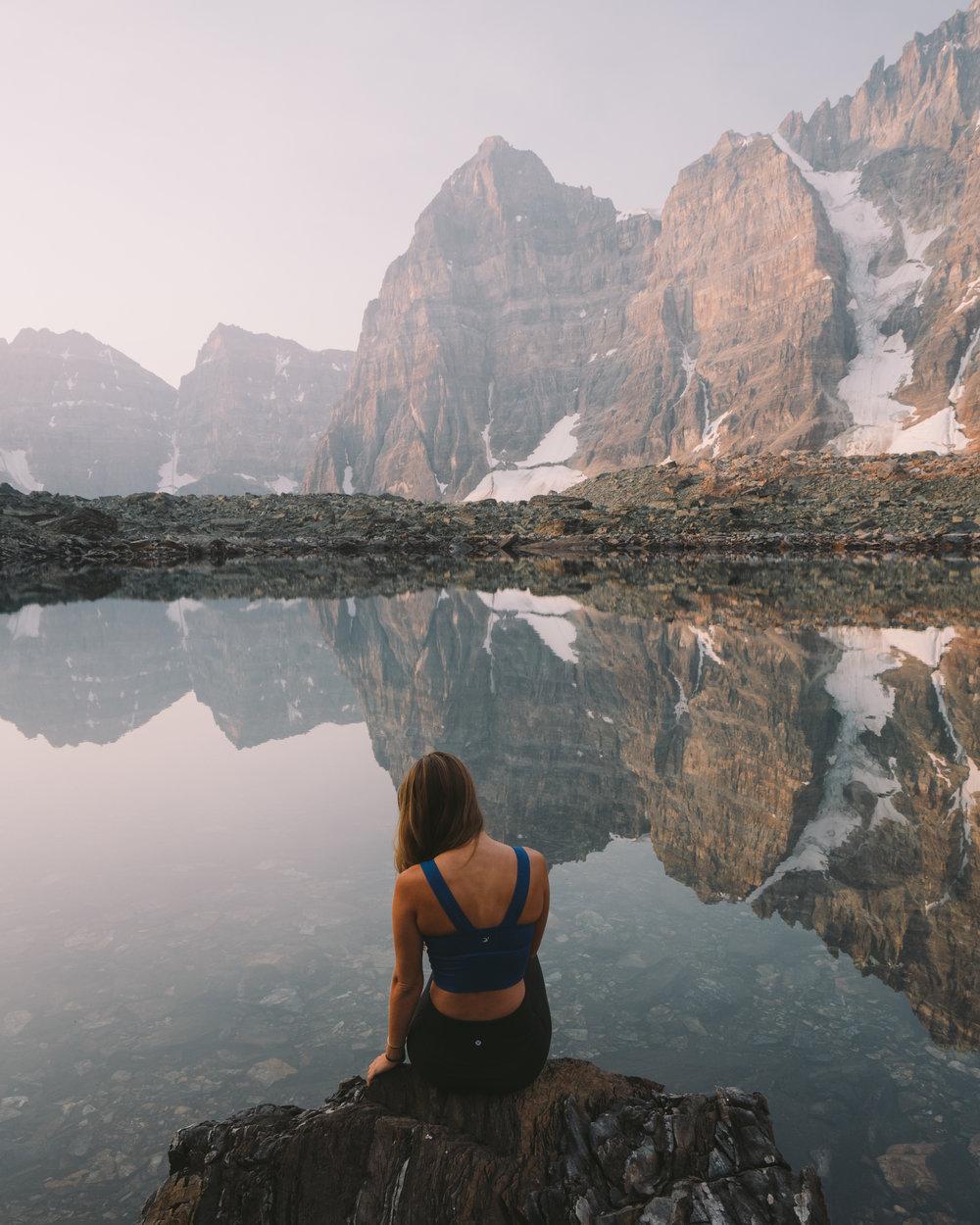 Lakeside views.photo /  Ryan Clennett