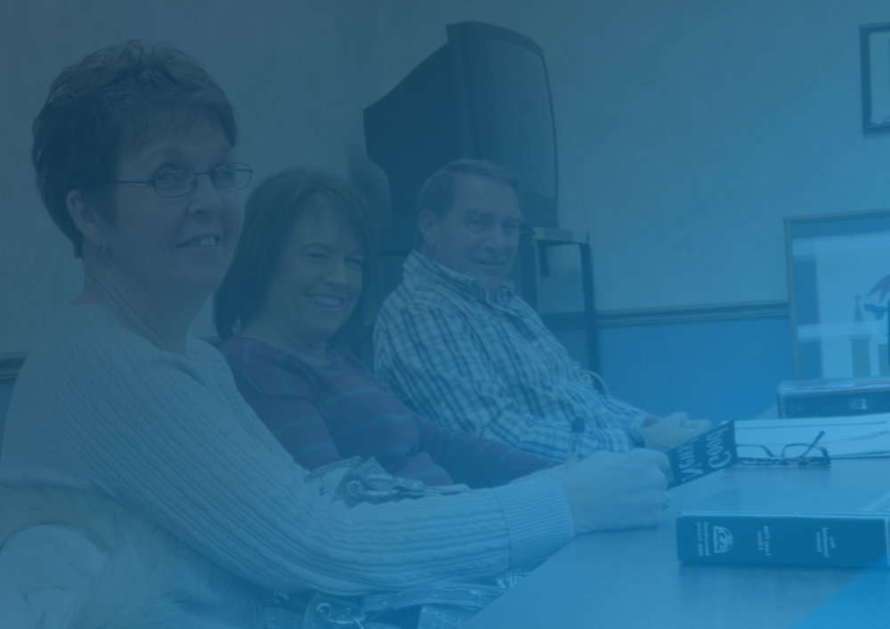 Adult Groups - Adult Bible studies and fellowship groups meet throughout the year. There are many places for you to get connected!