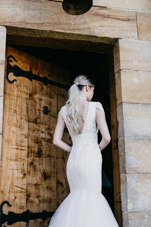 Leah Wedding Dress