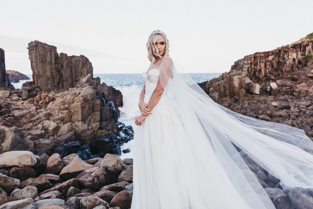 Bailey Gown | Lost in Romance Couture Collection