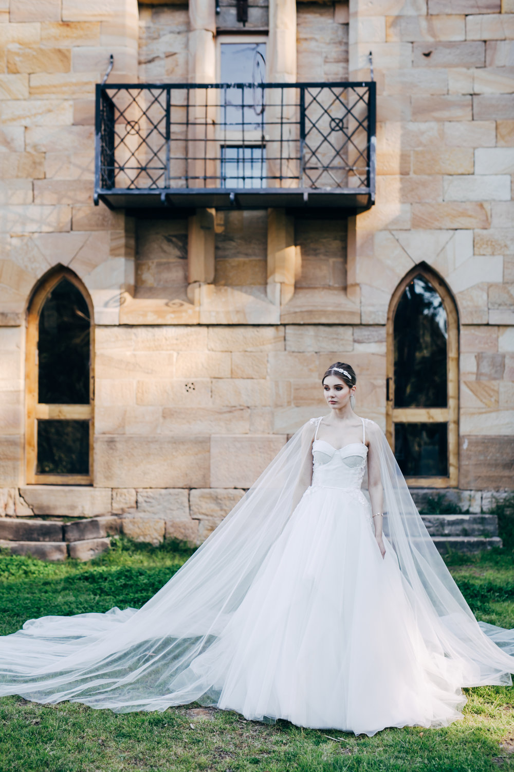 Bailey gown