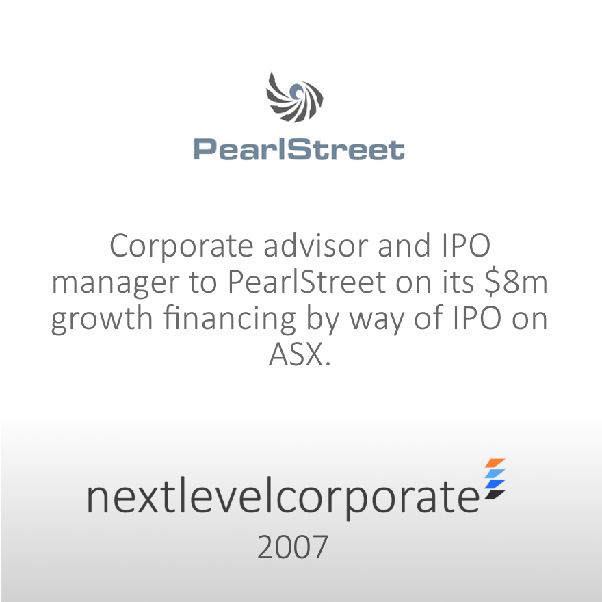Growth Capital Advisory