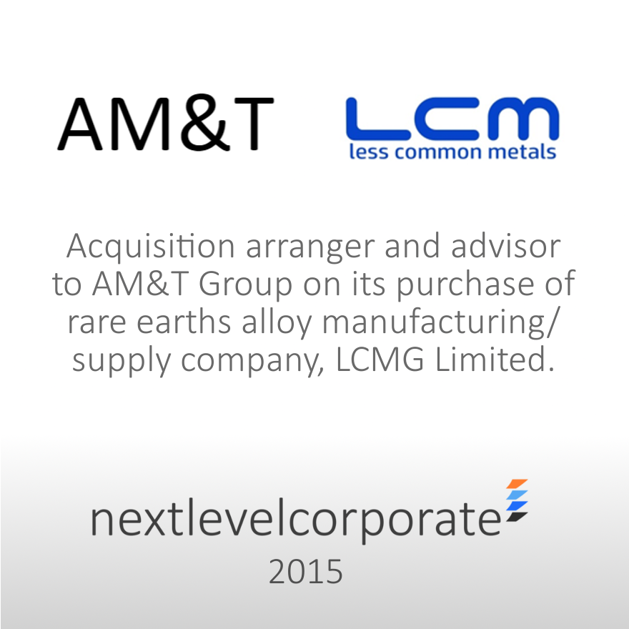 Strategic Buy-side M&A Advisory