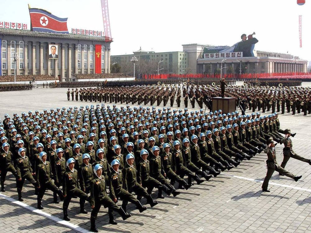 Korean People's Army -  Photo courtesy of Business Insider