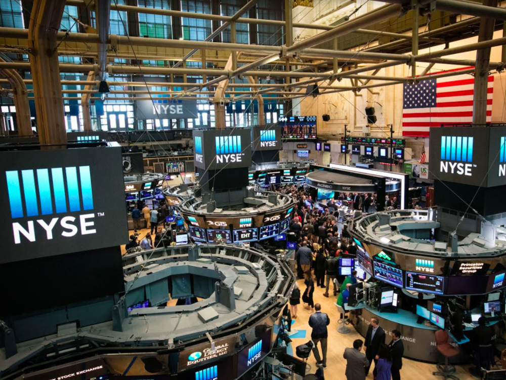 The New York Stock Exchange -  Photo courtesy of Business Insider