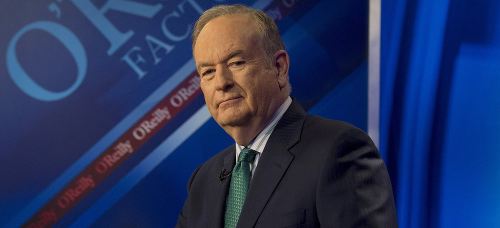 Bill O'Reilly - Photo courtesy of NBC News