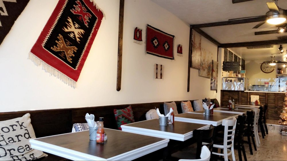 Royal Crepes opened nearly 3 years ago by a kind Albanian family. The restaurant serves European-style crepes made fresh before your very eyes.