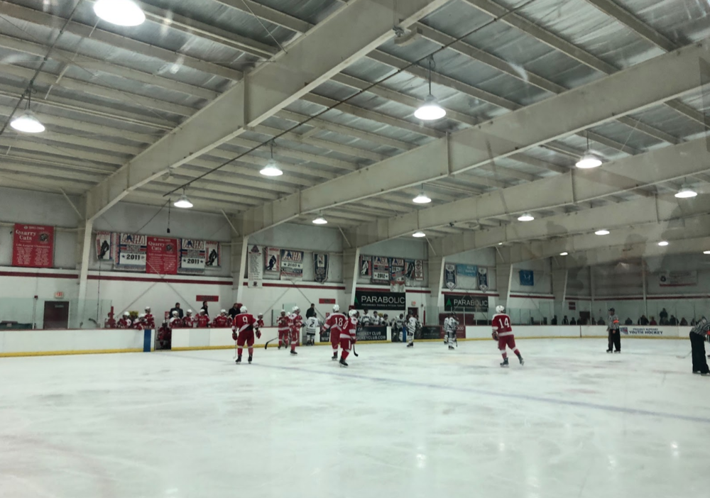 Marist College versus University of New Hampshire.