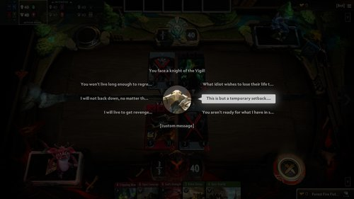Artifact's latest patch introduces the all powerful chat wheel — I