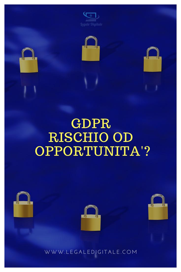 GDPR: la nuova Privacy