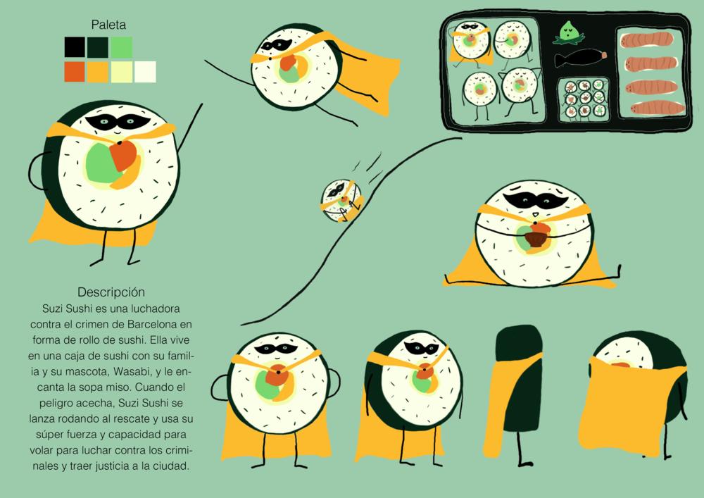 Suzi Sushi characters.png