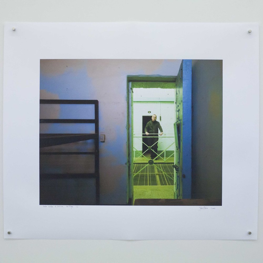 Peter Norden B Division Pentridge. Rupert Mann Print.jpg