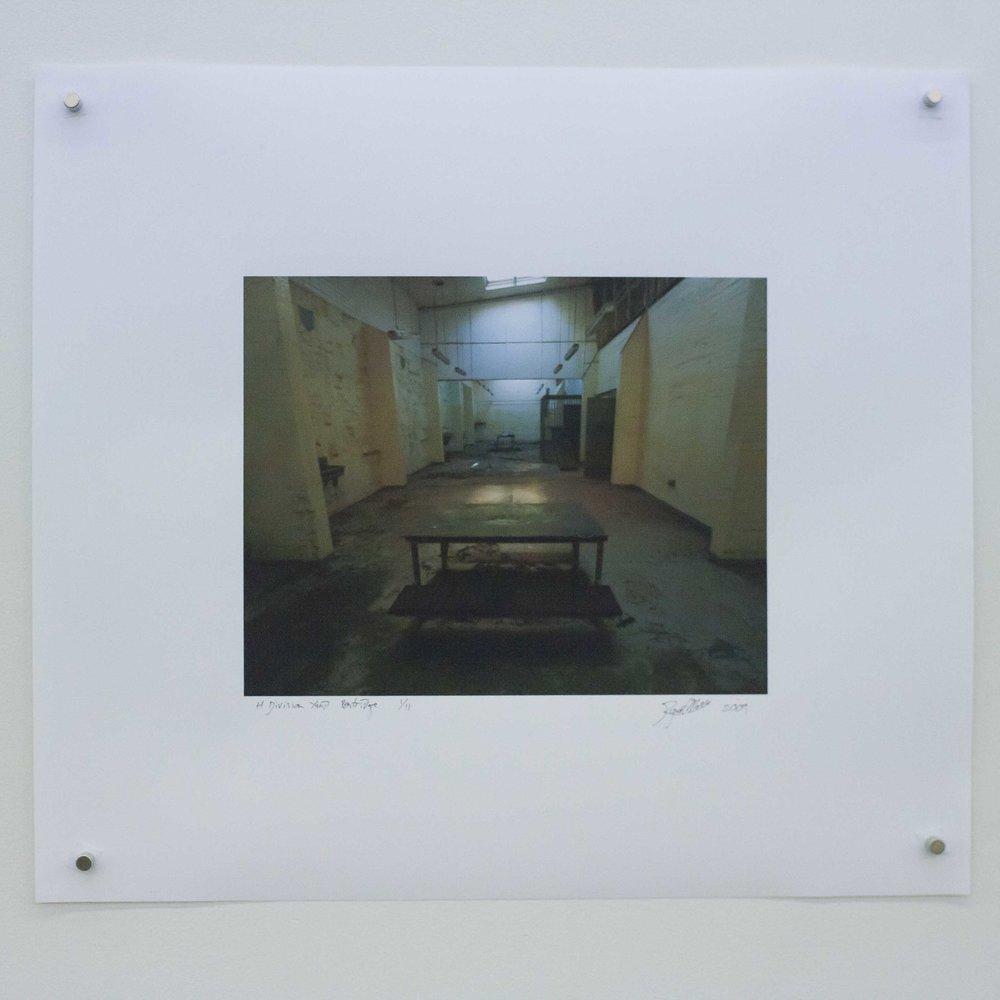 H Division Yard Pentrudge. Rupert Mann Print.jpg