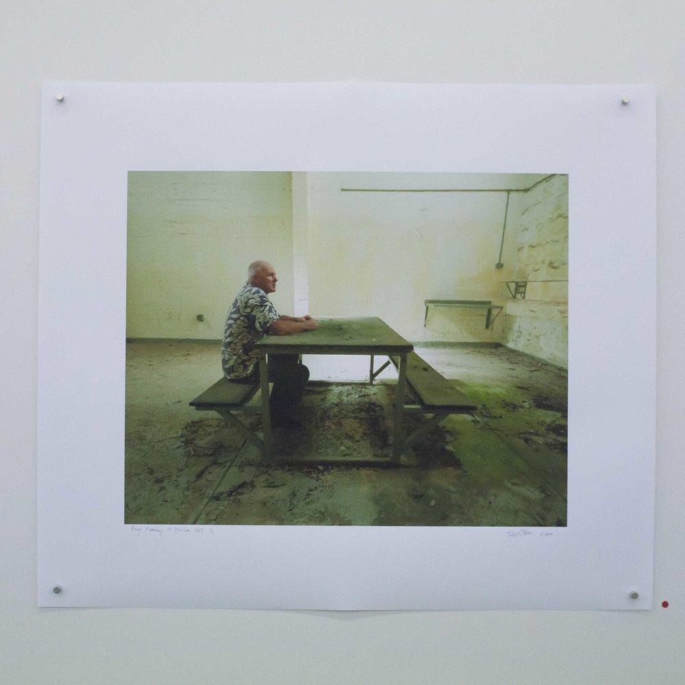 Ray Mooney H Division Yard Pentridge. Rupert Mann Print.jpg