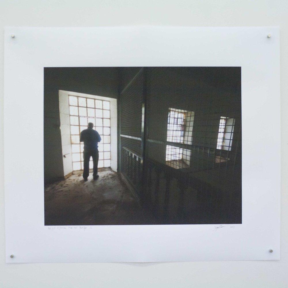 Bob Gill A Division Mess Hall Pentridge. Rupert Mann Print.jpg