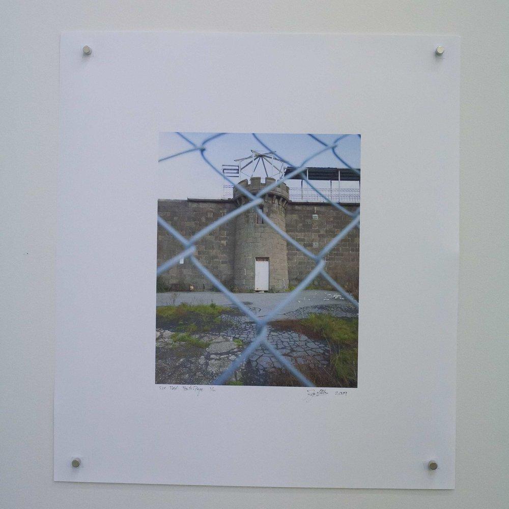 Six Post Pentridge. Rupert Mann Print.jpg