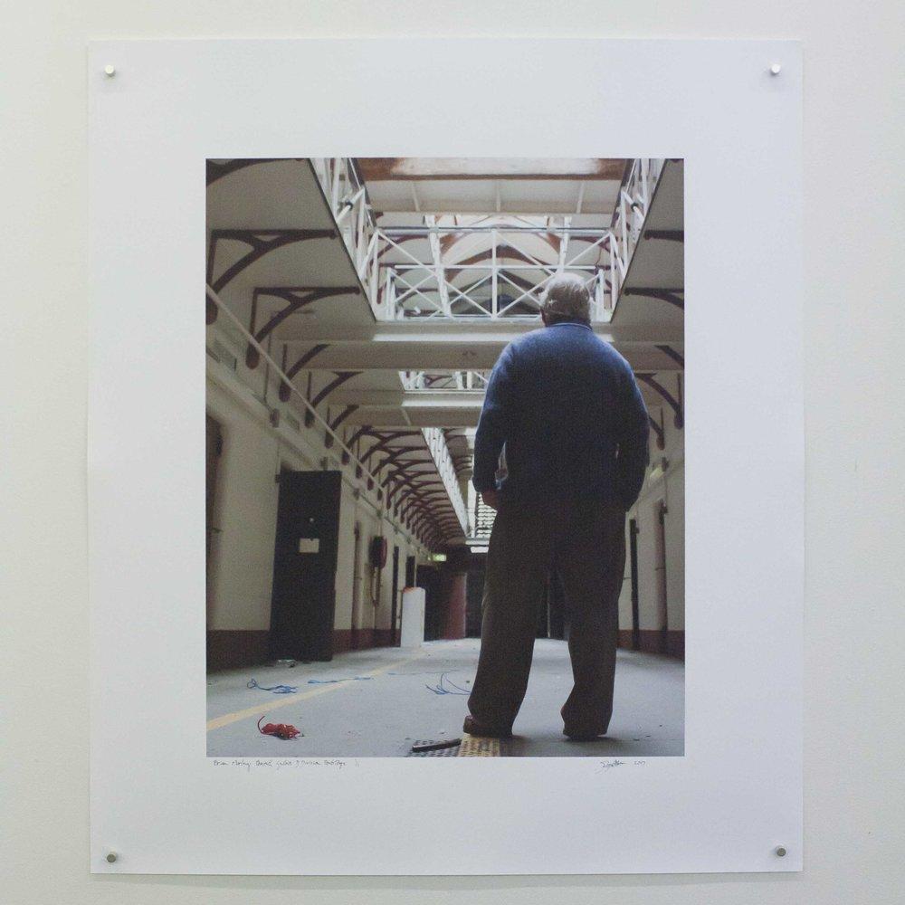 Brian Morley Beneath Gallows Pentridge. Rupert Mann Print.jpg