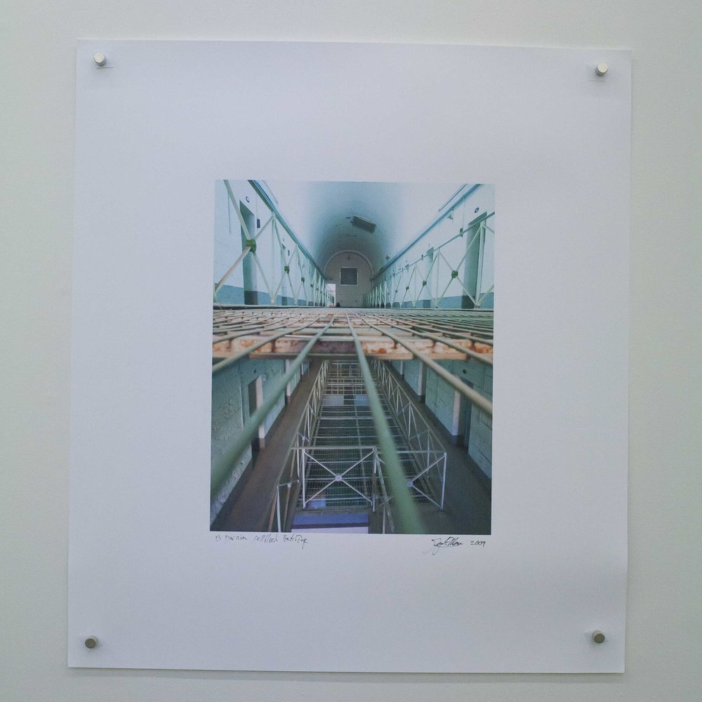 B Division Cellblock Pentridge. Rupert Mann Print.jpg