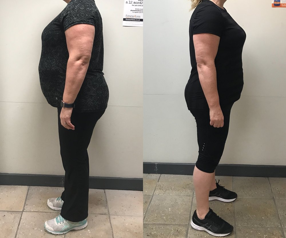 Leaner Stronger Client Transformation