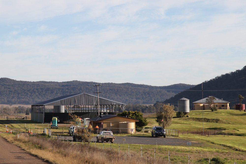 "KEPCO have begun exploratory works and have bought many properties in Bylong (as at July 2017 the company had bought ""more than 13,000 hectares of Bylong Valley land since 2010"" according to the  Newcastle Herald )."