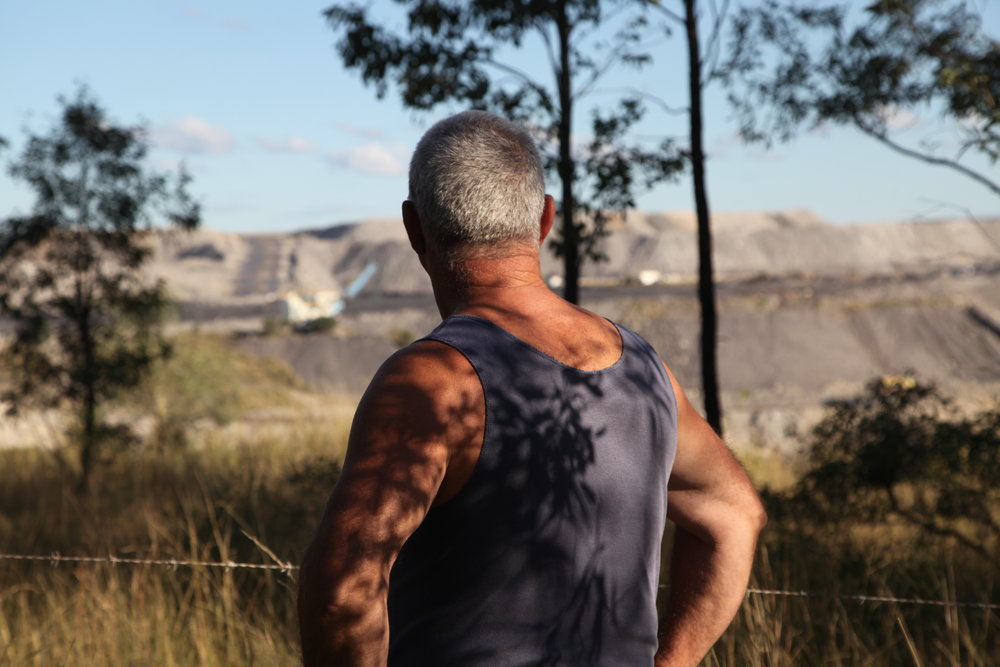 As both a long-time resident of Bulga and a worker at the mine,  Paul said  in the end it came down to job vs home, and he's siding with his home.