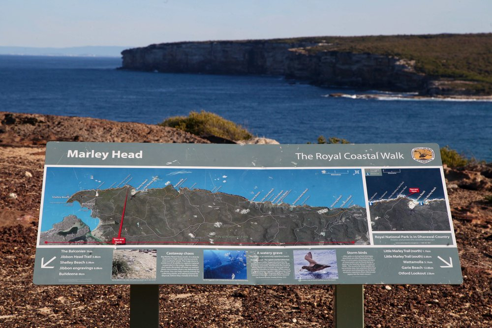 Hike from Bundeena to Marley Beach on the Coast Track and enjoy a picnic overlooking the ocean.