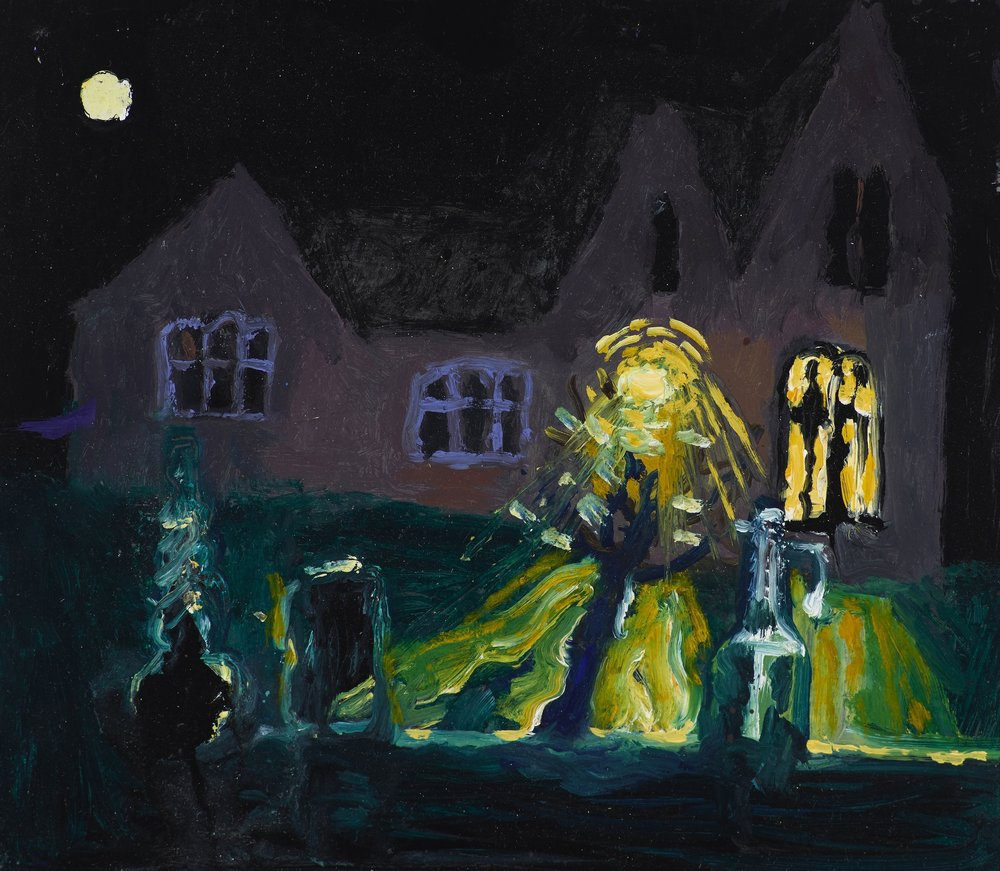 night light at Teanassie 20x25 appx oil on boad .jpg