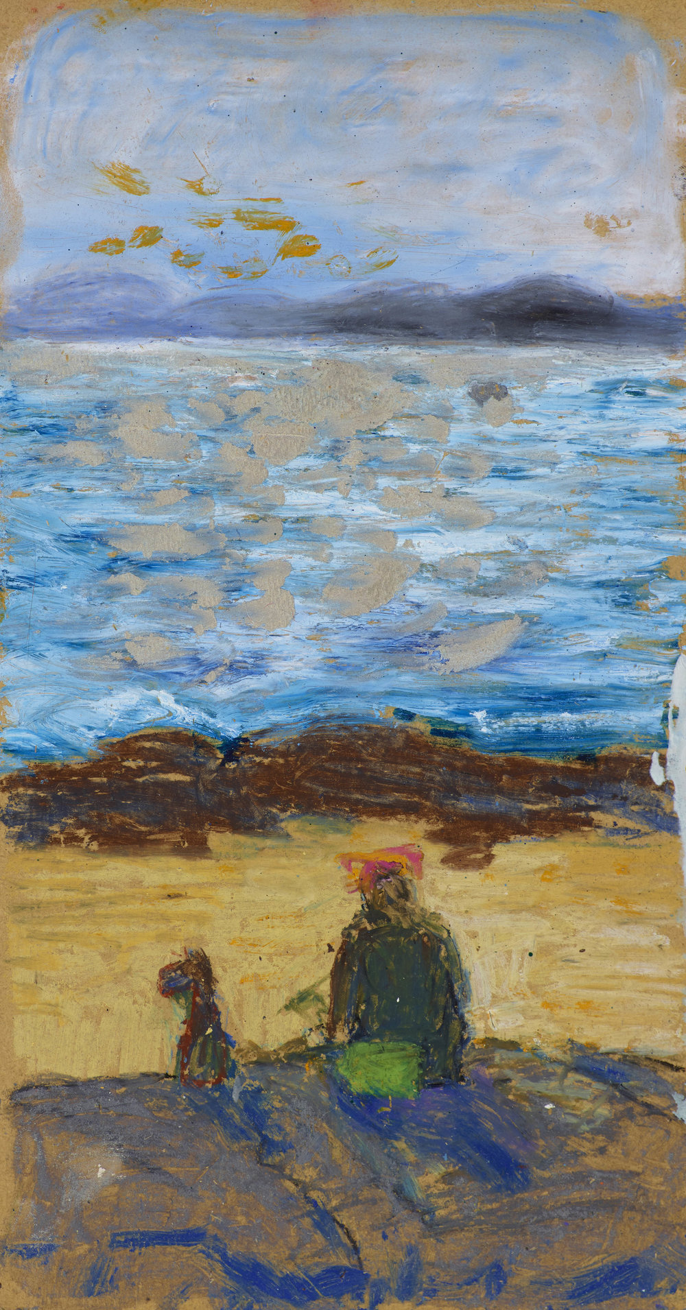 sea watching  oil oilsticks on board 40x20 cm.jpg