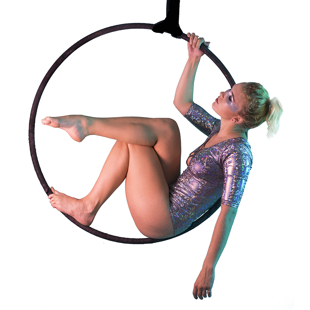 Aerial Hoop - Monday (Beginners/Improvers)6:30PM - 8:00PMTuesday (Intermediate/Advanced)6:30pm – 8:00pmThursday (Beginners/Improvers)8:30pm – 10:00pm