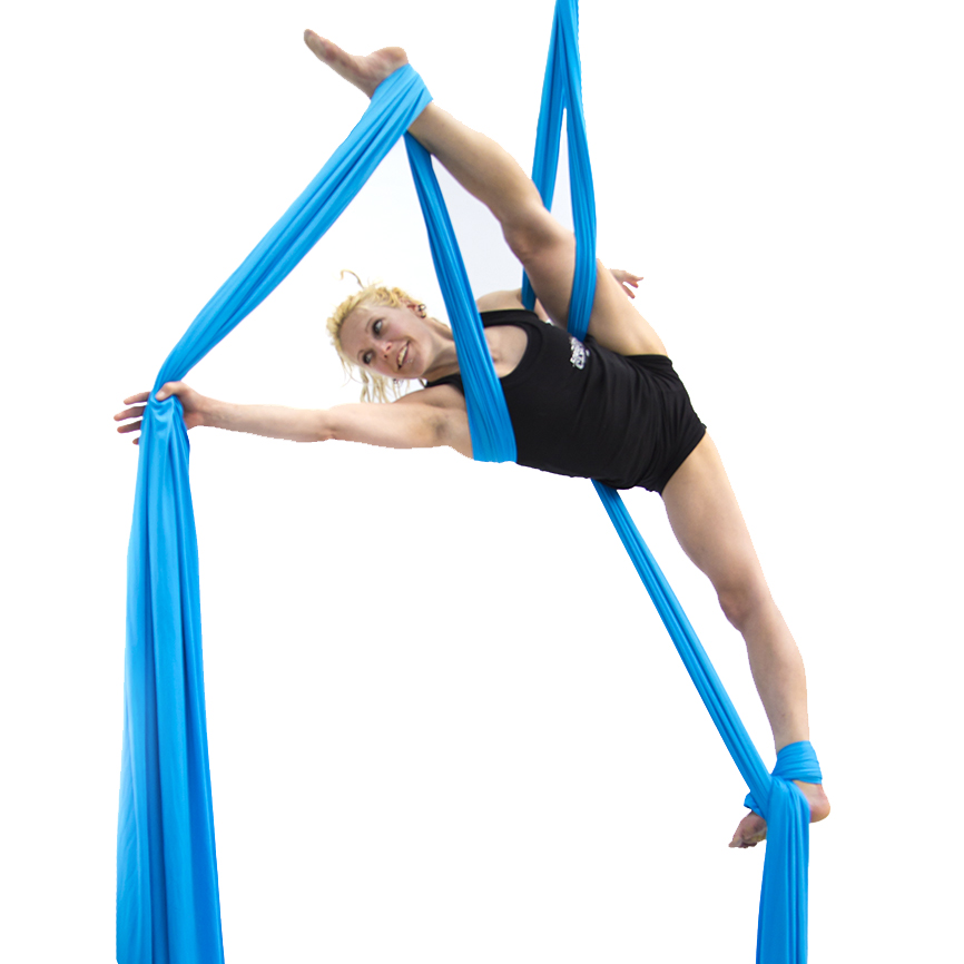 Aerial Silks - Wednesday8:00pm – 9:30pmFriday6:30pm – 8:00pm