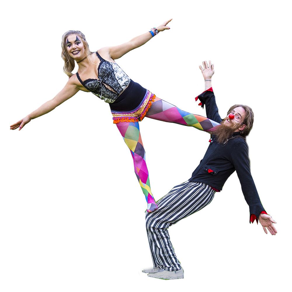 Acro Balance& Hand-To-Hand - Wednesday6:30PM - 8:00PM
