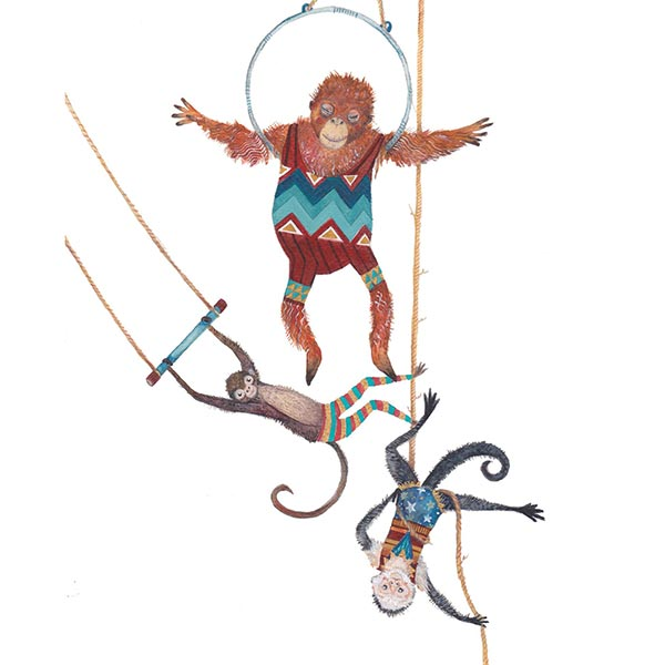 Circus Training for Kids - TUESDAY5:00PM - 6:00PMThursday5:15PM - 6:30PM