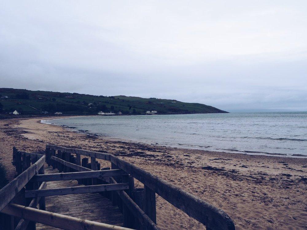Cushenden Beach