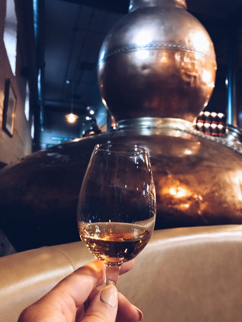 Bushmills Whisky Distillery Tour