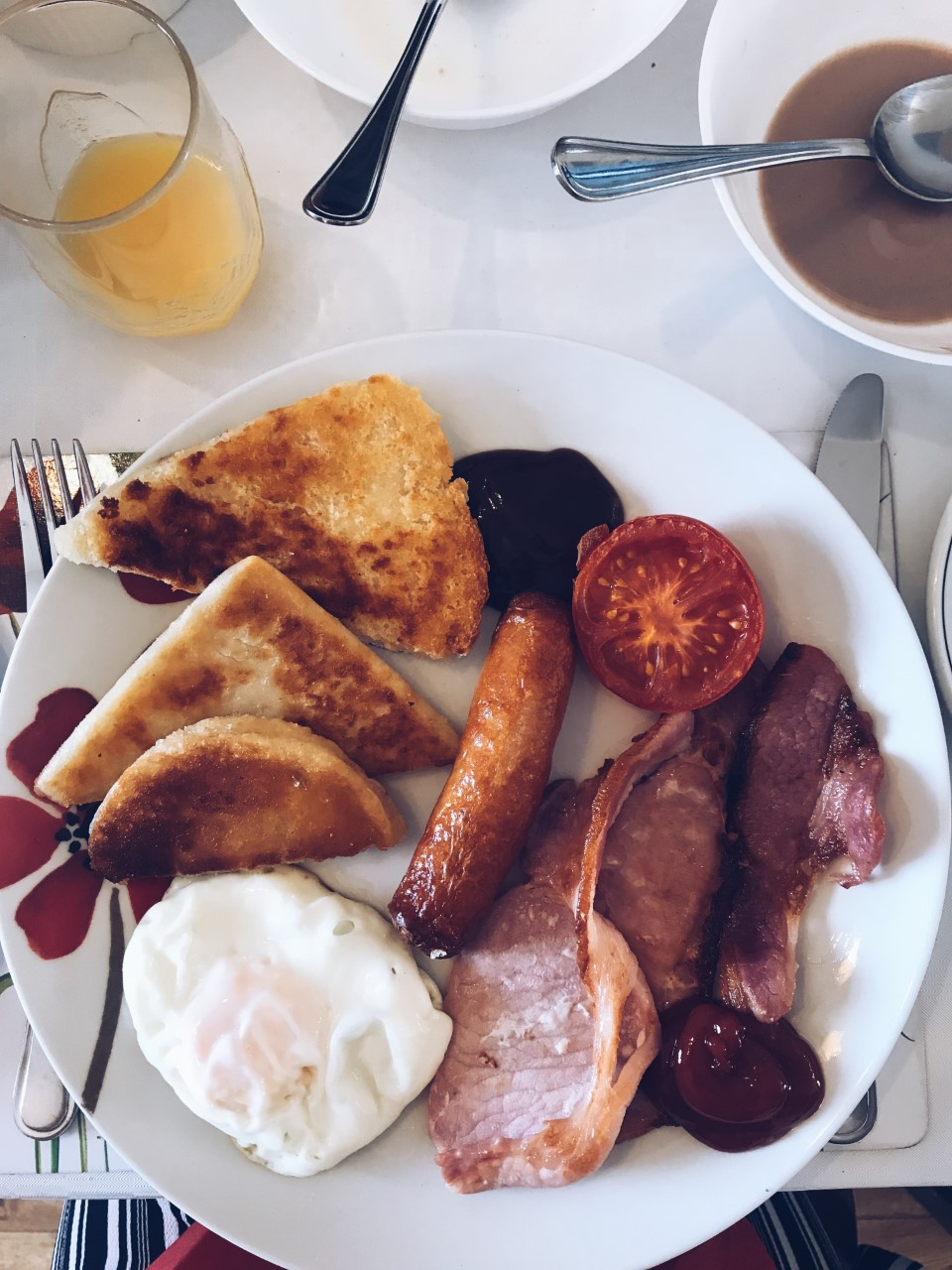 Glendales famous Ulster Fry!